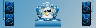 blue-cartoon-dj-website-header