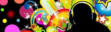 colorful-dj-with-headphone-artwork-website-header