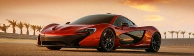 red-mclaren-p1-hybrid-supercar-website-header