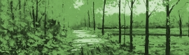 green-colorized-forest-abstract-art-website-header