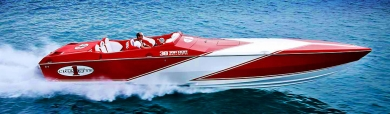 red-motorcraft-speed-boat-header